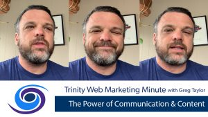 The Power of Communication & Content