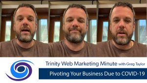 Pivoting Your Business Due to COVID-19