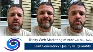 Lead Generation: Quality vs. Quantity