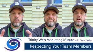 Respecting Your Team Members