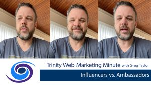 Influencers vs. Ambassadors