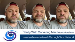 How to Generate Leads Through Your Network
