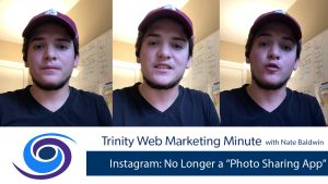 "Instagram: No Longer a ""Photo Sharing App"""