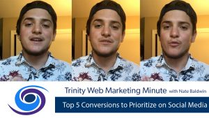 Top 5 Conversions to Prioritize on Social Media